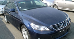 2011 Toyota Mark X Relax Edition