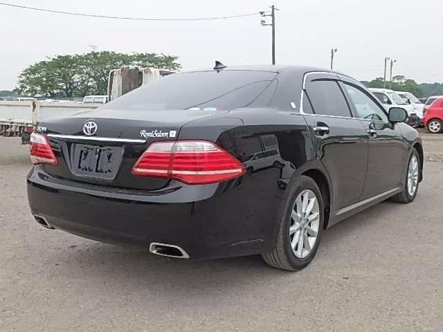 Sun Motors BMW >> 2011 TOYOTA CROWN ROYAL SALOON G | Prospective Motors ...