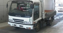 2007 ISUZU FORWARD DUMP