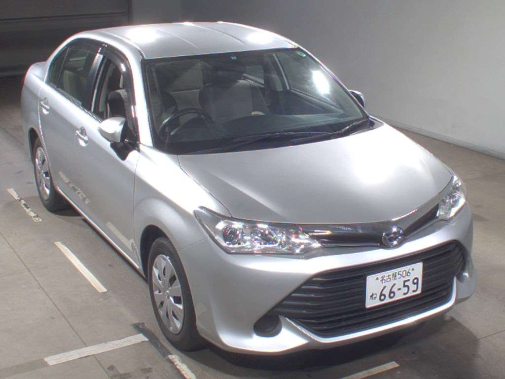 2015 TOYOTA COROLLA AXIO NEW SHAPE | Prospective Motors ...
