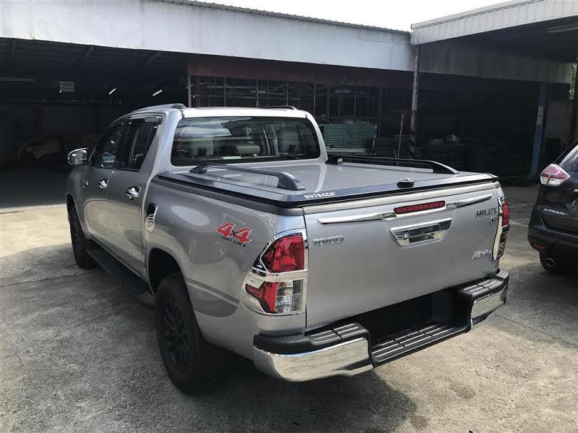2018 Toyota Hilux Revo Trd Prospective Motors Cars To
