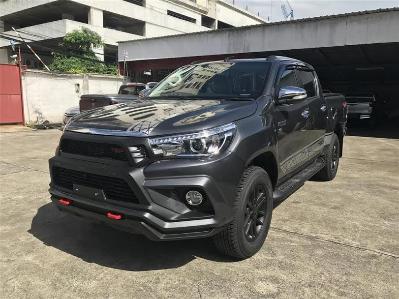 2018 TOYOTA HILUX REVO TRD  Prospective Motors  Cars to Cars Auto