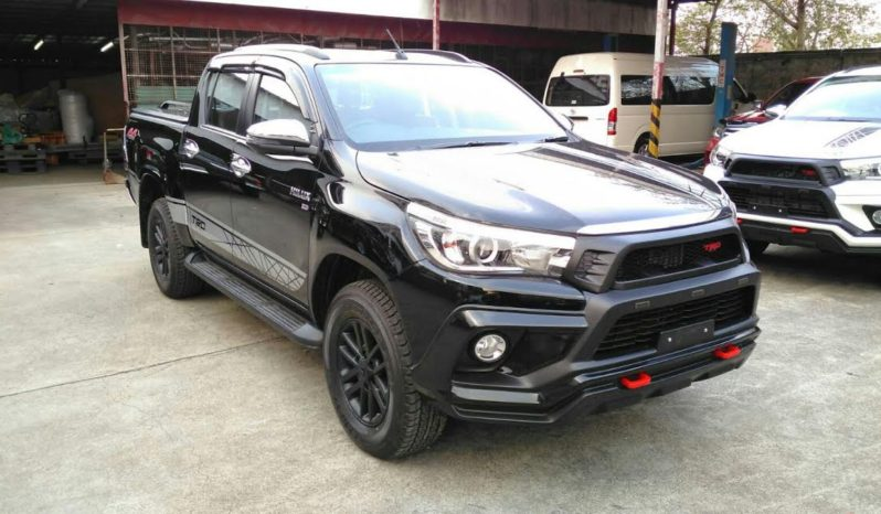 2018 Toyota Hilux Revo Trd Prospective Motors Cars To Cars Auto