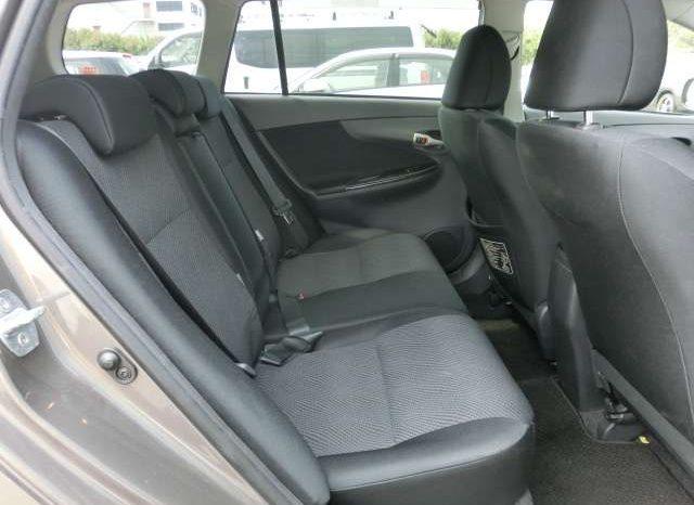 2011 Toyota Fielder S full