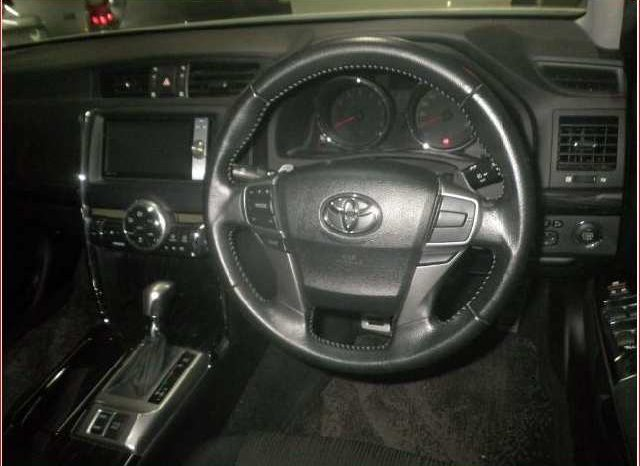2011 TOYOTA MARK X TYPE S full