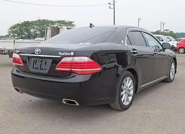 2011 Toyota Crown Royal Saloon G Prospective Motors