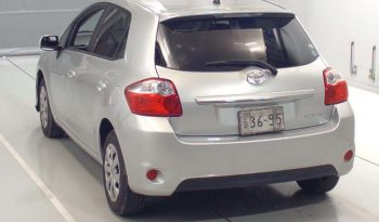 2011 TOYOTA AURIS full