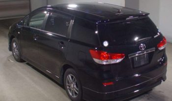 2012 TOYOTA WISH S $2M full