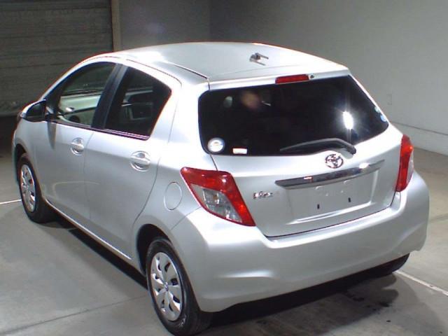 2013 Toyota Vitz Prospective Motors Cars To Cars Auto