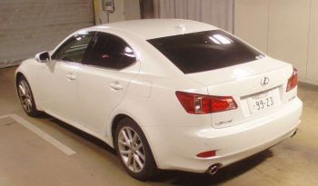 2012 LEXUS IS 250 $3.5M full