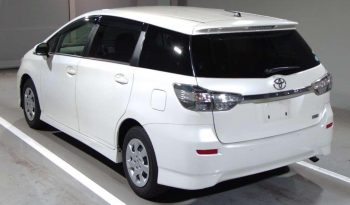2012 TOYOTA WISH X $1.9M full