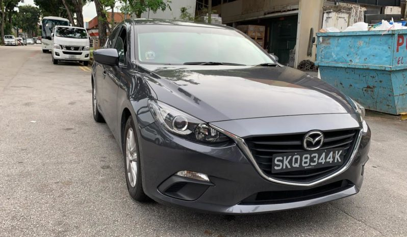 2014 MAZDA 3 SUNROOF/LEATHER $2.25M full
