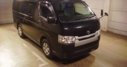 2014 TOYOTA HIACE 9 SEATER