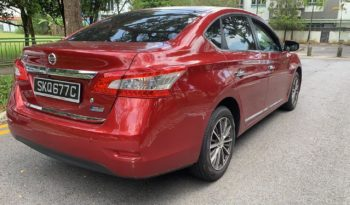 2014 NISSAN SYLPHY full