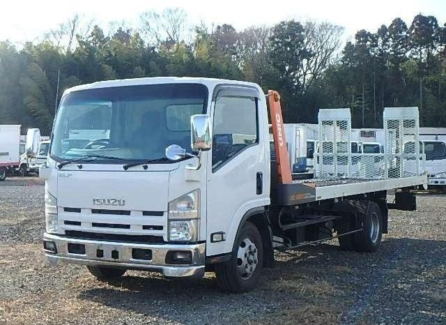 2010 ISUZU ELF CAR CARRIER/WRECKER $4.9M full