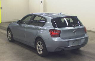 2014 BMW 116-I SERIES full