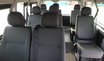 2015 TOYOTA HIACE 10 SEATER full