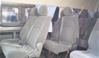 2015 TOYOTA HIACE GRAND CABIN 10 SEATER full