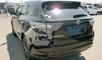 2016 TOYOTA HARRIER full