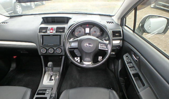 2013 SUBARU IMPREZA XV EYESIGHT full