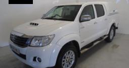2015 TOYOTA HILUX VIGO 4WD