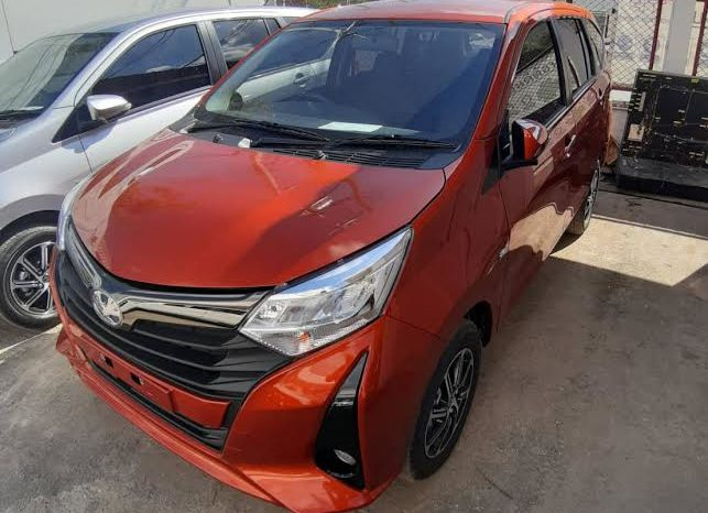 2020 TOYOTA CALYA 7 SEATER full