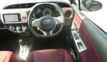 2015 TOYOTA VITZ JEWELA full