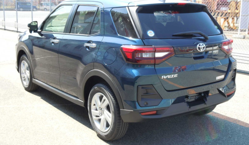2020 TOYOTA RAIZE SUB COMPACT SUV $4.3M (SOLD) full