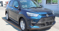 2020 TOYOTA RAIZE SUB COMPACT SUV $4.3M