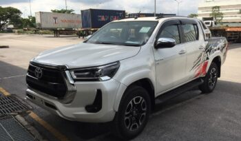 2021 TOYOTA HILUX INVINCIBLE $9M full