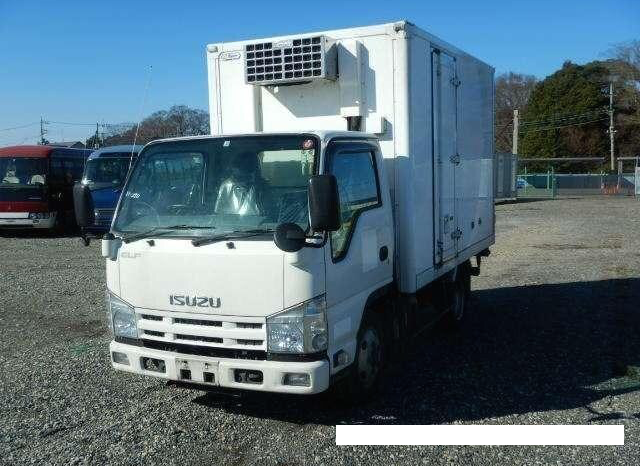 2013 ISUZU ELF FREEZER  $3.2M full